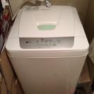 洗濯機 4.8kg WM-48HR