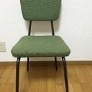 布張りの椅子