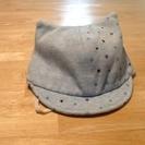 ツバ付・ ベビー帽子