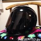 族ヘル ショウエイのビンテージヘルメット
