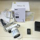 カメラ nikon1 j3 10-...