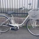 ヤマハ*電動アシスト自転車・New Pas/26インチ/3段変速