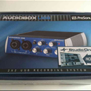 [美品]Audiobox