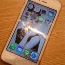 iPhone5ホワイト34Gジャンク品