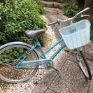 日本製 女の子自転車