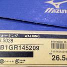新品 Mizuno ウォーキングシューズ 26.5cm