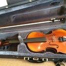 分数バイオリン1/2 ヤマハV7SG 売ります