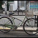★リサイクル(再生)自転車・中古自転車・丸石・U型・26インチ・J...