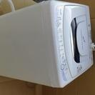 TOSHIBA全自動洗濯機6kg AW-60GE 2008年製