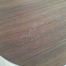 定価22000円 ウォールナットのローテーブル(幅100×奥行55...