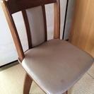 回転式 椅子4脚