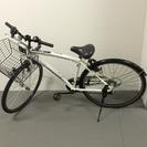終了☆スポーツタイプ自転車