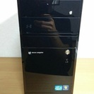 Core i7,メモリ8GBのデスクトップPC