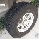 SUV用スタッドレスタイヤ(4本)