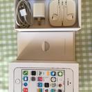 取引終了    美品iPhone5S32GBシルバー
