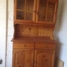 欧風の食器棚 家具
