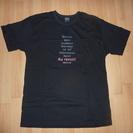 未使用!コムサ(L)黒Tシャツ