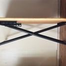 折り畳みテーブル格安です(中古・高さ5段階調節可能)