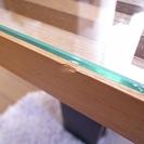ネルソンベンチ ガラス板付 リプロダクト品 - 家具