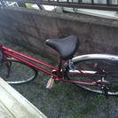 【交渉中】自転車