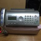 デジタルコードレス普通紙ファクス パナソニック KX-PW-503-S