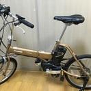 折りたたみ式電動アシスト自転車 Panasonic OffTime