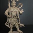 仏像フィギュア エポック社 和の心シリーズ 金剛力士像阿形