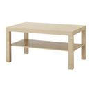 IKEA☆LACKコーヒーテーブル バーチ調