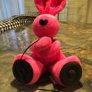 DJ speaker  ラビット型  (ジャンク)