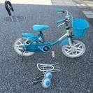 子供用自転車 16インチ 女児 ラ...