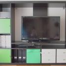 【終了】IKEA イケア TVボード テレビ台 55型まで対応! ...