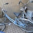 自転車(ママチャリ、3段シフト)