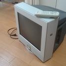 Panasonic製15型 スタンダードテレビ<BS非内蔵> TH...