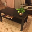 ☆新品同様美品☆シンプルなローテーブル