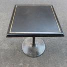 【取引完了】テーブル 500×500×600ミリ