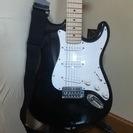 一年前に買った初心者用エレキギターセット売ります。