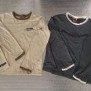 150CM 男の子用 長袖2枚セット