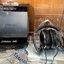 購入してわずかのヘッドフォン JVC HA-S600B