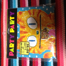 新品!PARTY PARTY  食事用エプロン
