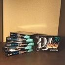 TDKメタルカセットテープ6本set