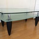 ガラステーブル3000円☆