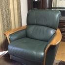 浜本工芸 シングルソファ回転椅子
