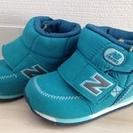 【新品未使用】 ニューバランス ベビーシューズ 12.5 ~ 13 靴