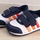 【新品未使用】 adidas ベビーシューズ 13cm 靴