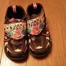 シンケンジャーの靴