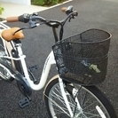 電動アシスト自転車譲ります