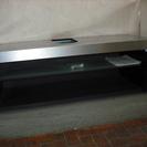 未使用新品 大型テレビボード。 HITACHI w140d51h4...