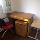 学習机と椅子セット お譲りしたいです