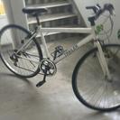 TRAILER 700c クロスバイク 6段変速 ありがとうござい...
