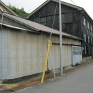 常滑木造倉庫 3万月、他絶対ないです。現状早いもの勝ち
